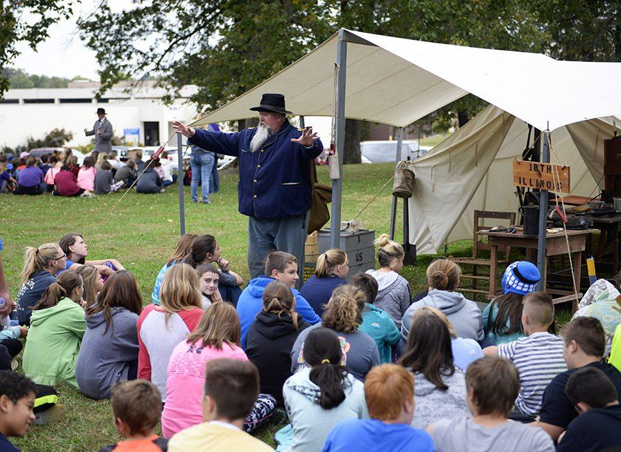 Photo of the Day: A day of living history