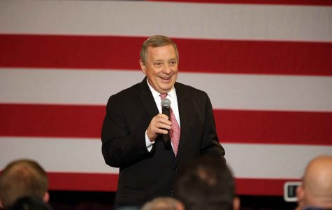 Dick Durbin, Sheila Simon to talk budget impasse, early voting at SIU