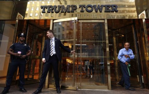 A new problem for the wealthy: Living in a building named 'Trump'