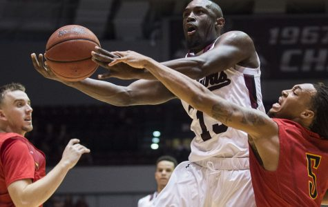 SIU men's basketball struggles in exhibition win over Missouri-St. Louis