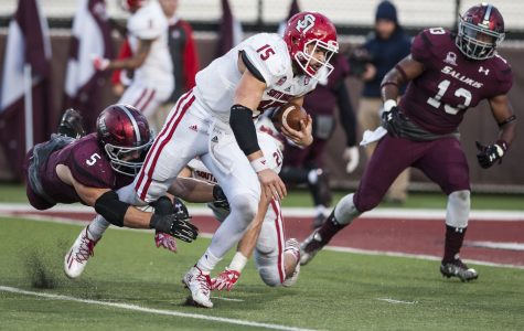 Salukis take two-game MVFC win streak to South Dakota