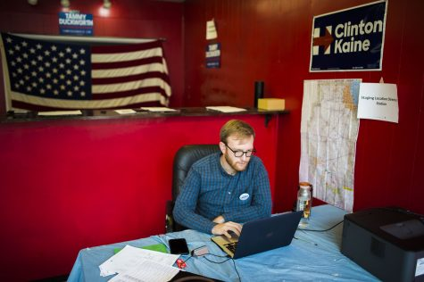 Gallery: Election Day in Carbondale