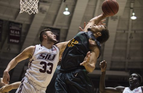 Payback delivered: SIU men's basketball dominates SIUE