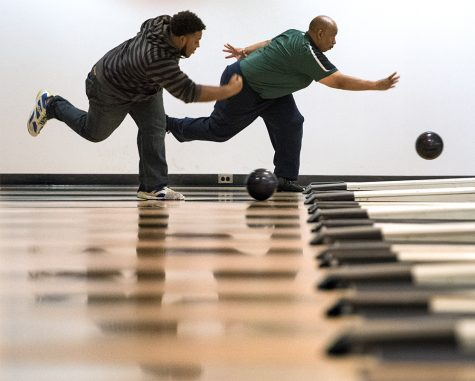 Photo of the Day: Monday night bowling