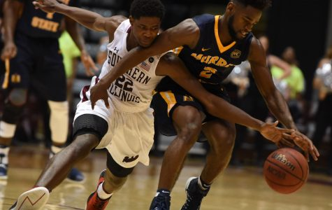 Murray State Racers gallop over SIU basketball 81-73