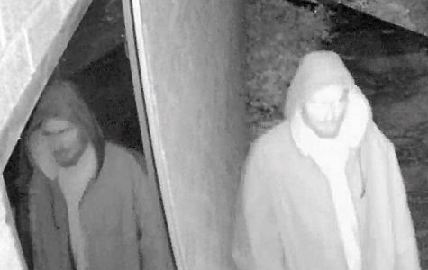 Carbondale police seek public's help in identifying graffiti suspects