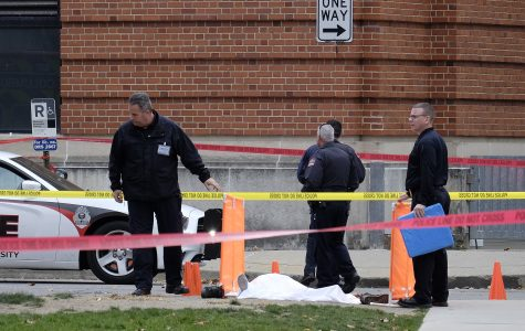 Attacker who wounded 11 at Ohio State University was a student