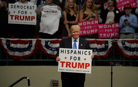 Trump sues to challenge early voting in Las Vegas area, which had big Latino turnout