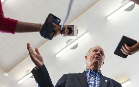 Rauner: A 'moral obligation to work together'