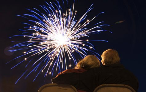 Where to see fireworks around southern Illinois