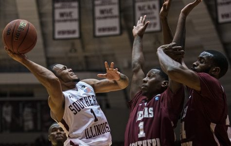 SIU men's basketball wins nail-biter against Texas Southern (VIDEO)