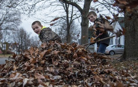 Photo of the Day: Autumn raking