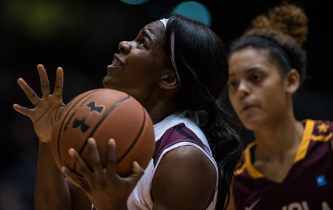 SIU women's basketball opens MVC play with victory