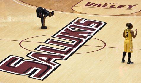 Gallery: SIU women's basketball defeats the Shockers 77-54