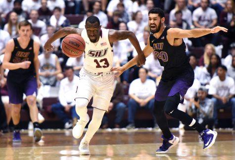 Gallery: Saluki men's basketball falls to Northern Iowa
