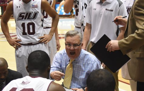 Nothing goes right for Salukis in loss to Wichita State