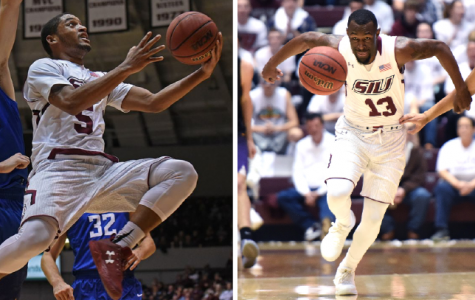 Two SIU men's basketball players under administrative eligibility review