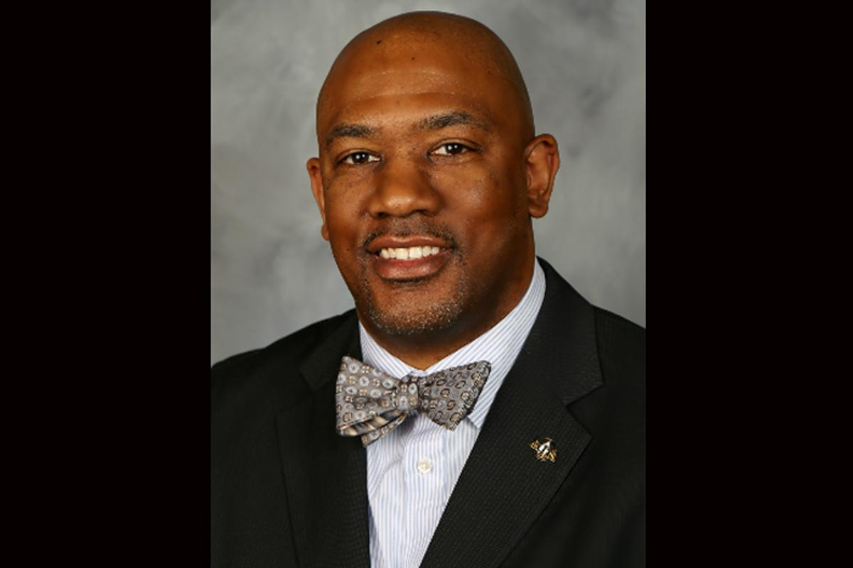 Nathan Stephens, former director of the Center for Inclusive Excellence. (Photo provided by Stephens)