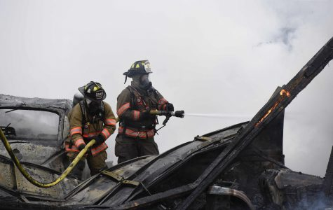 Blaze destroys home south of Carbondale