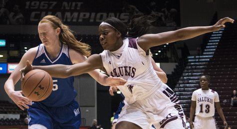 Gallery: Saluki women's basketball falls 71-60 to Drake