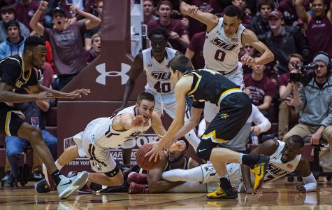 Wichita State surges past the Salukis in big second half
