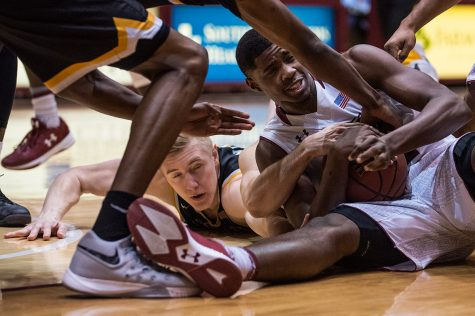 Gallery: Saluki men's basketball falls to the Shockers