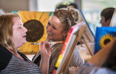 Photo of the Day: Paint party