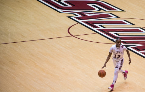 Gallery: Saluki women's basketball defeats the Redbirds