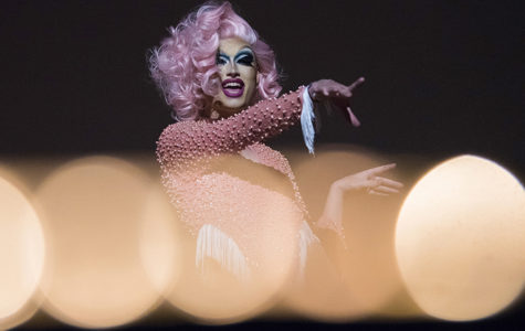 Student Center ballrooms fill for kings and queens of drag