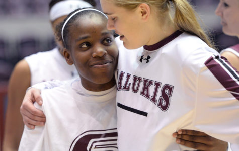 Gallery: SIU women's basketball defeats Bradley on senior day