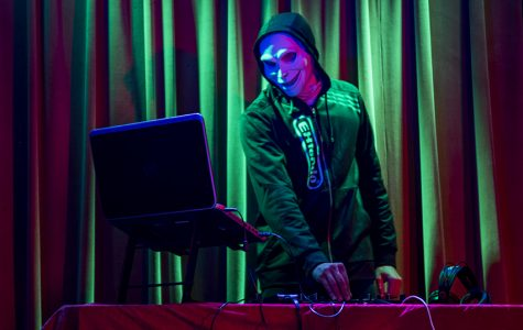 Masked DJ a mainstay in Carbondale clubs