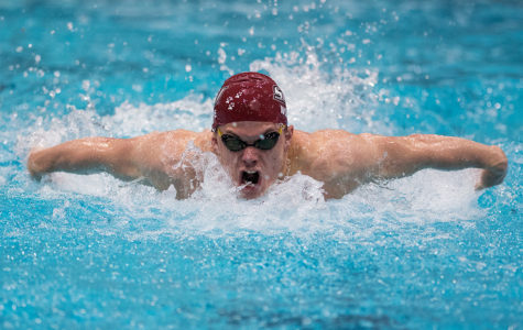 SIU swim and dive falls to Missouri State