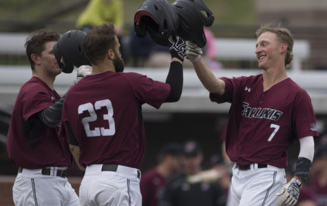 Salukis drop series opener to Jacksonville State