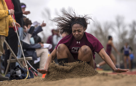 Saluki track and field concludes regular season at EIU Friday Night Special