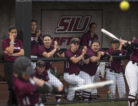 Roller coaster weekend at Rebel Classic for Saluki softball