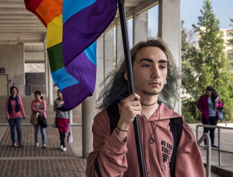 LGBTQ student expresses concerns over non-binary facilities on campus