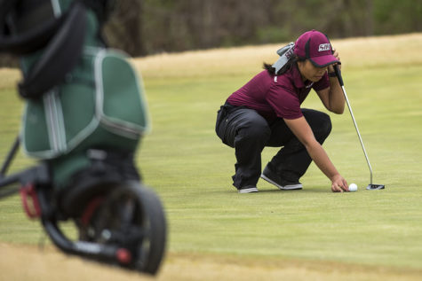 Two Salukis share bond through golf