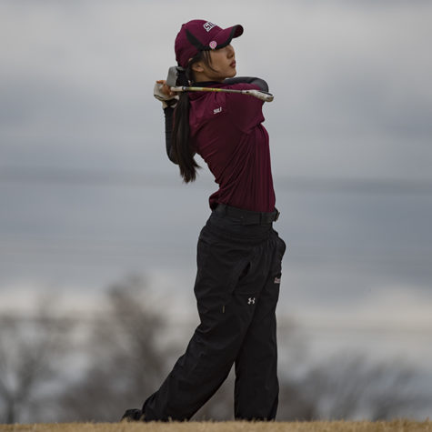 Women golfers starting younger