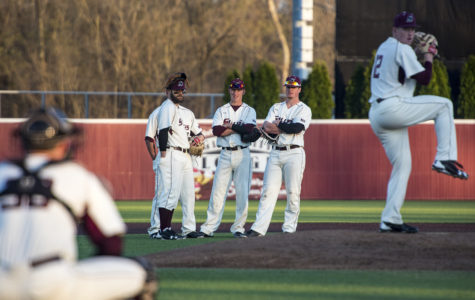Harrison leads Salukis in shutout of Belmont