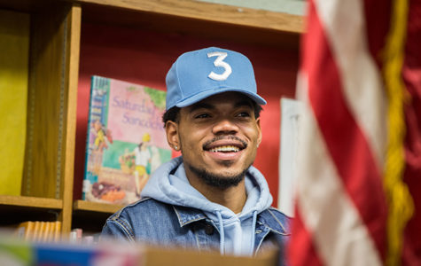 Chance the Rapper writes $1 million check to Chicago Public Schools as a 'call to action'
