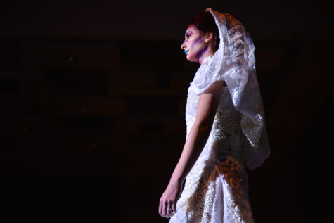 SIU design students host fashion show