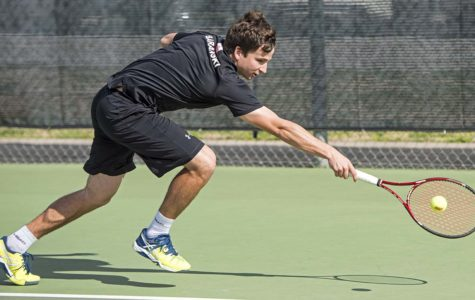 Gallery: SIU men's tennis wins 'emotional' final home match in program history