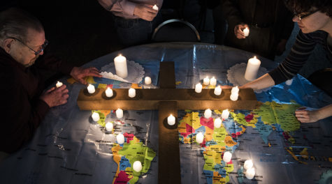 Photo of the Day: Praying for the nations