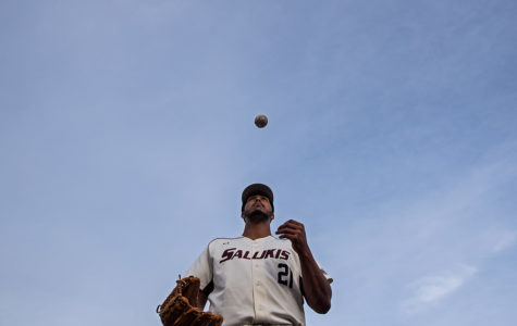 Player profiles: Saluki power pitcher Joey Marciano