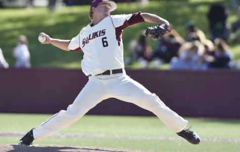 "Meet Saluki baseball's record breaking pitcher Ryan Netemeyer, ""I write my own storybook"""