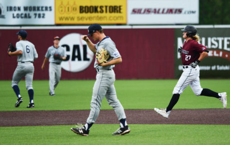 SIU drops rain-shortened doubleheader to DBU to lose series 2-1