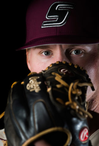 Player profiles: Saluki pitcher Michael Baird making a case for ace