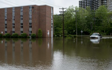 SIU closes University Hall due to flooding, relocates 180 students