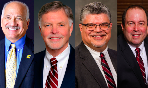 University names candidates for permanent chancellor position