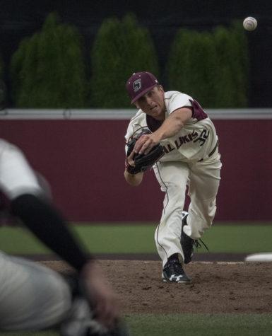 Steege leads Saluki baseball past North Florida